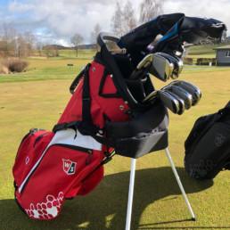 Einsteiger Ausrüstung Restaurant Golfpark