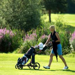 Golfpark Waldkirch Golferin